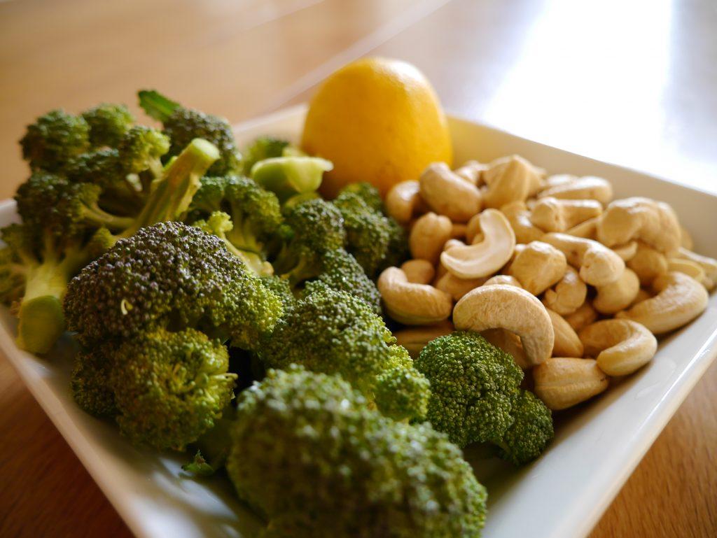 leftover chicken broccoli cashew