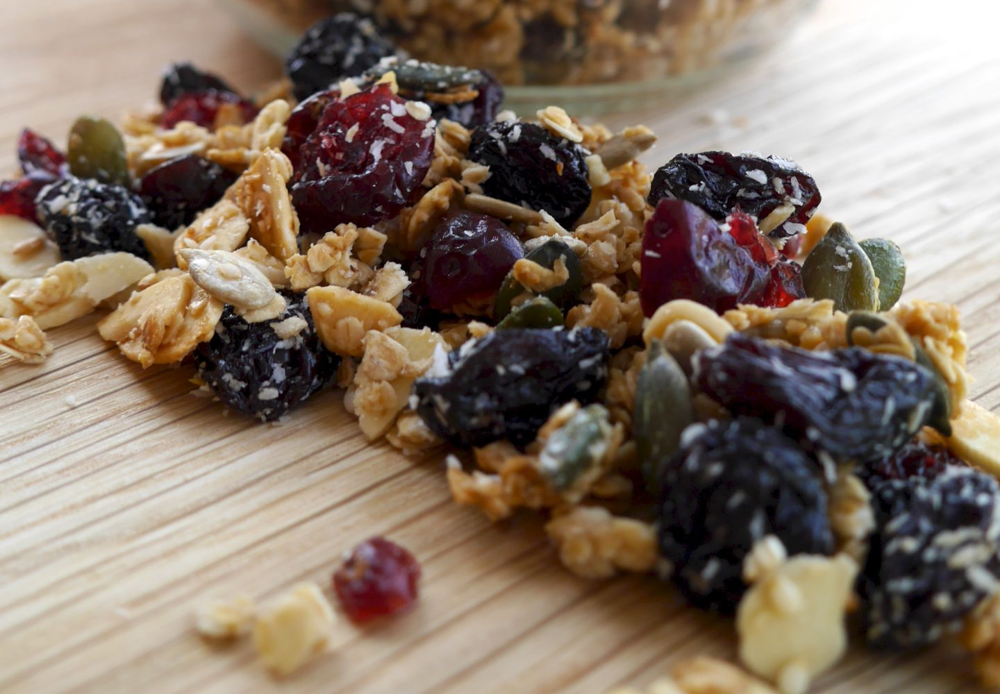 Recipe: 'Good For You' Granola