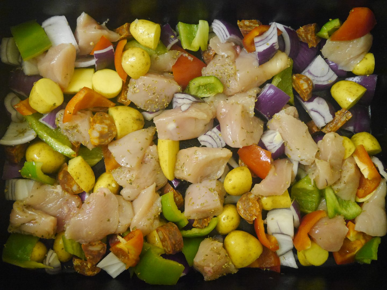 chicken chorizo recipe devonmama