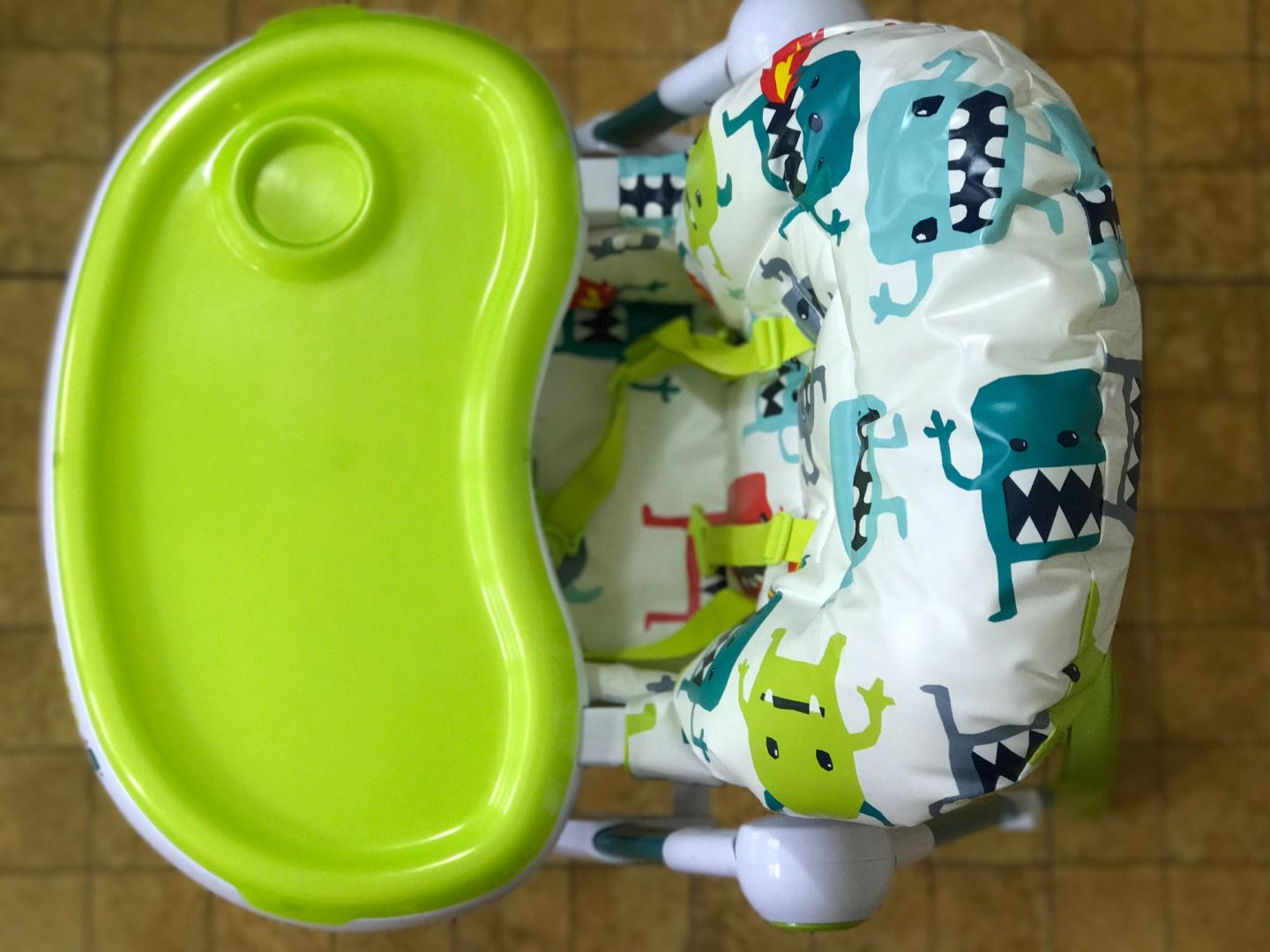 Review: Cosatto Noodle Supa Highchair