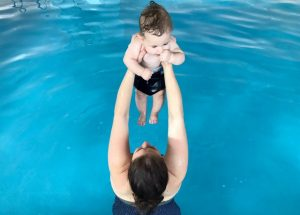 Devon Mama: How to exercise as a family - Swimming