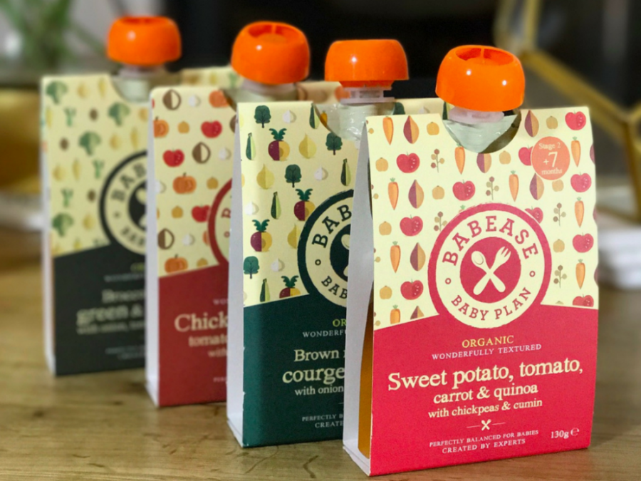 Review: Babease Baby Food