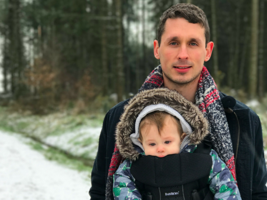 Living Arrows - Week Seven. Snow, sickness, strategy days from Devon Mama