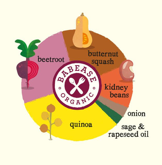 babease nutrition wheel