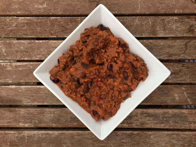 recipe chilli con carne