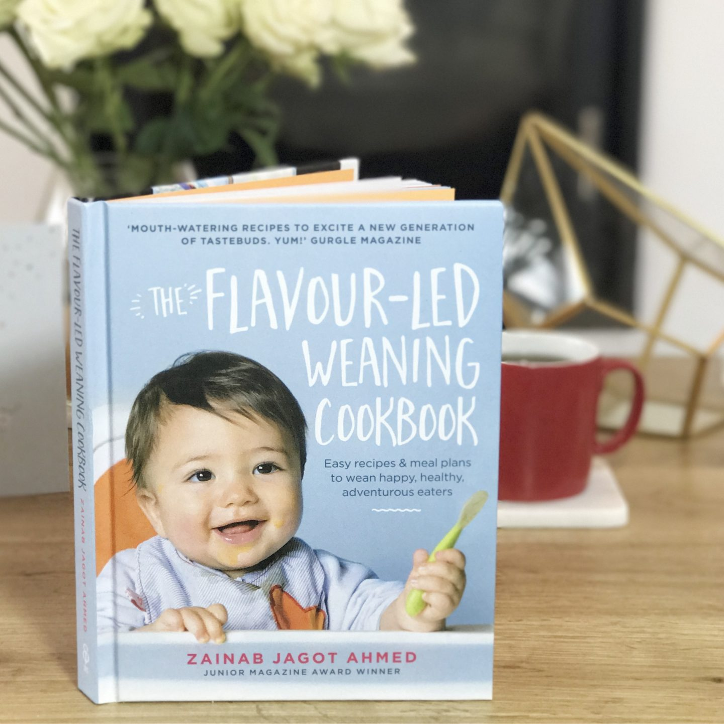 The Flavour Led Weaning Cookbook - A Review