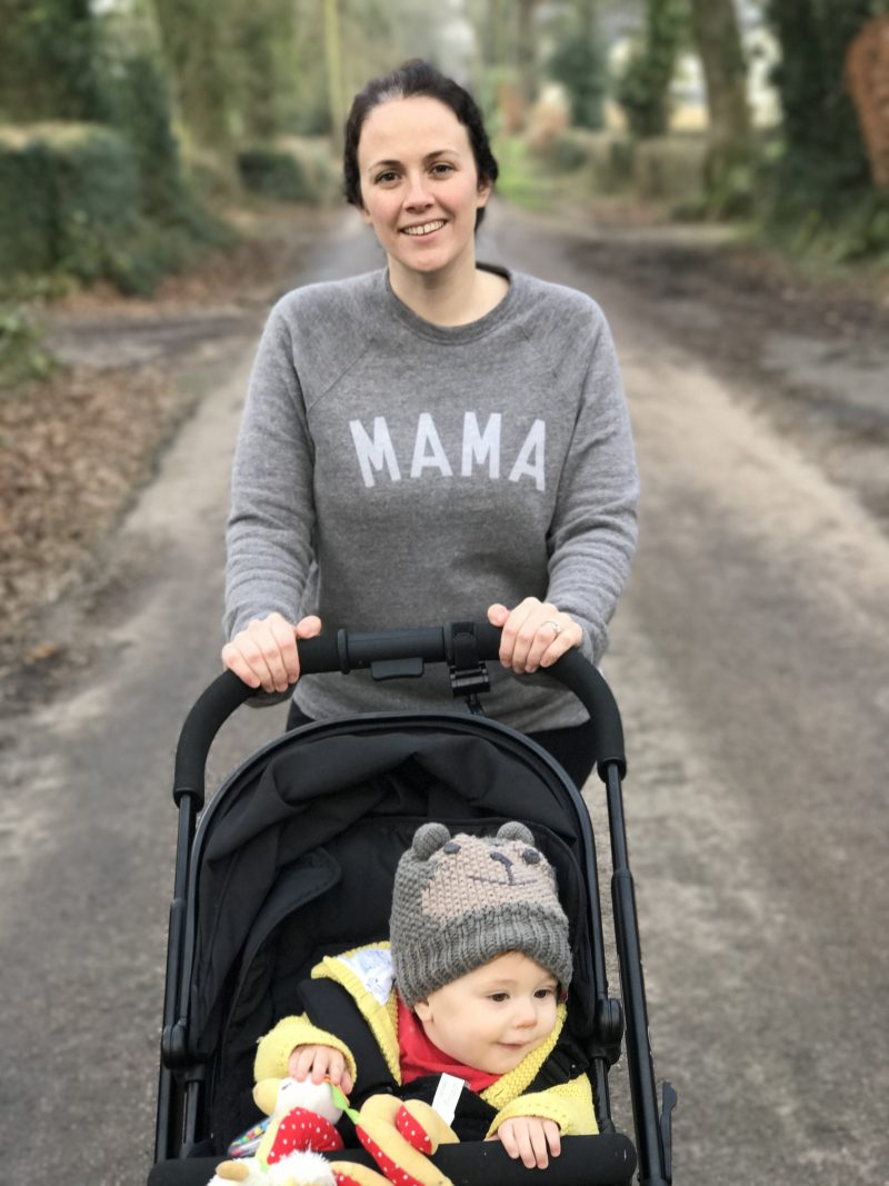 Mum Moments - Walking