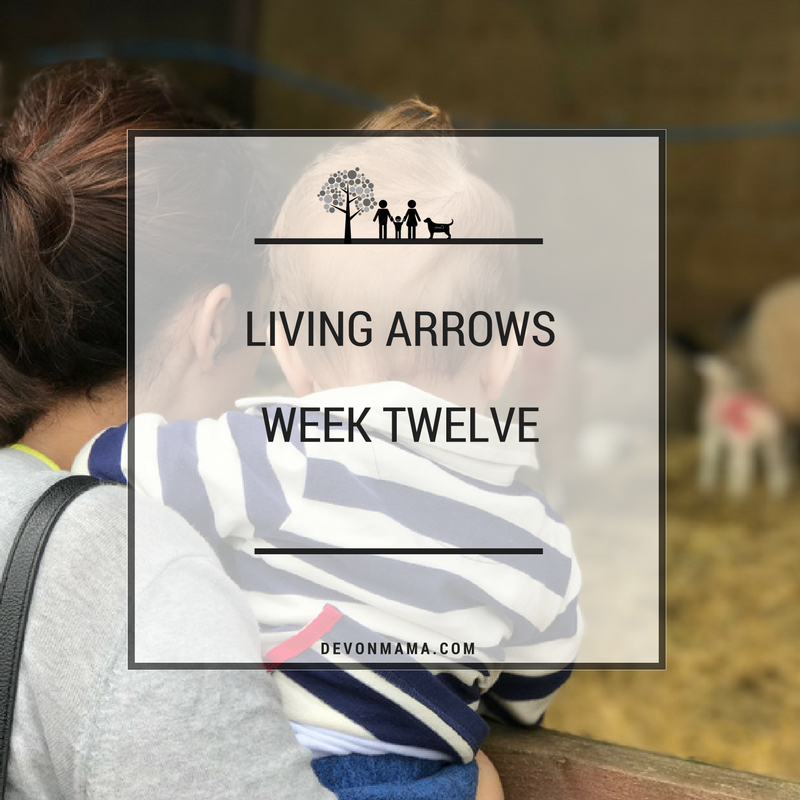 Living Arrows Week Twelve