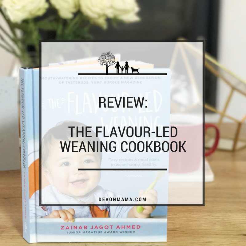 Review- The Flavour Led Weaning Cookbook