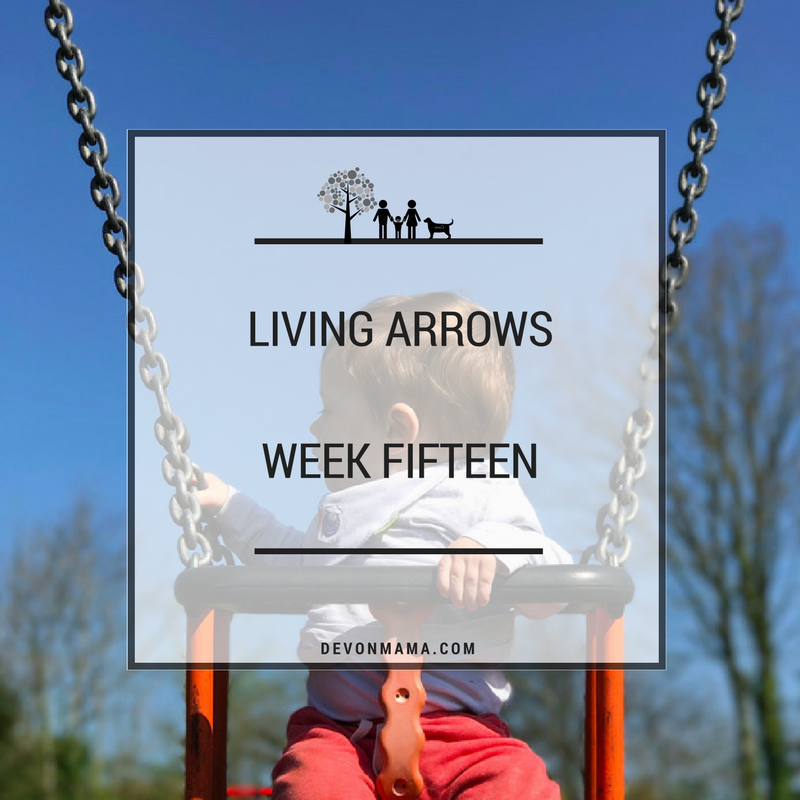 Living Arrows Week Fifteen