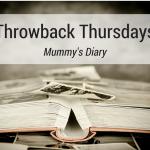 Throwback Thursdays: Mummy's Diary
