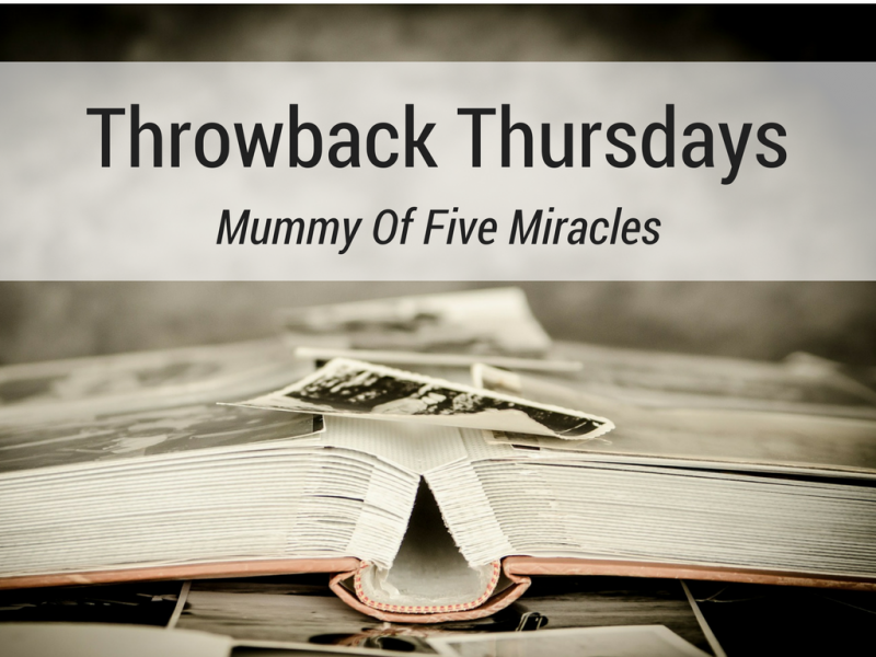 Throwback Thursday Mummy Of Five Miracles