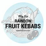 Rainbow Fruit Kebabs Recipe