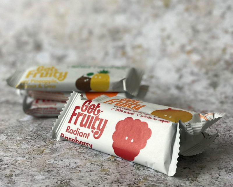 Product Review: Get Fruity Bars