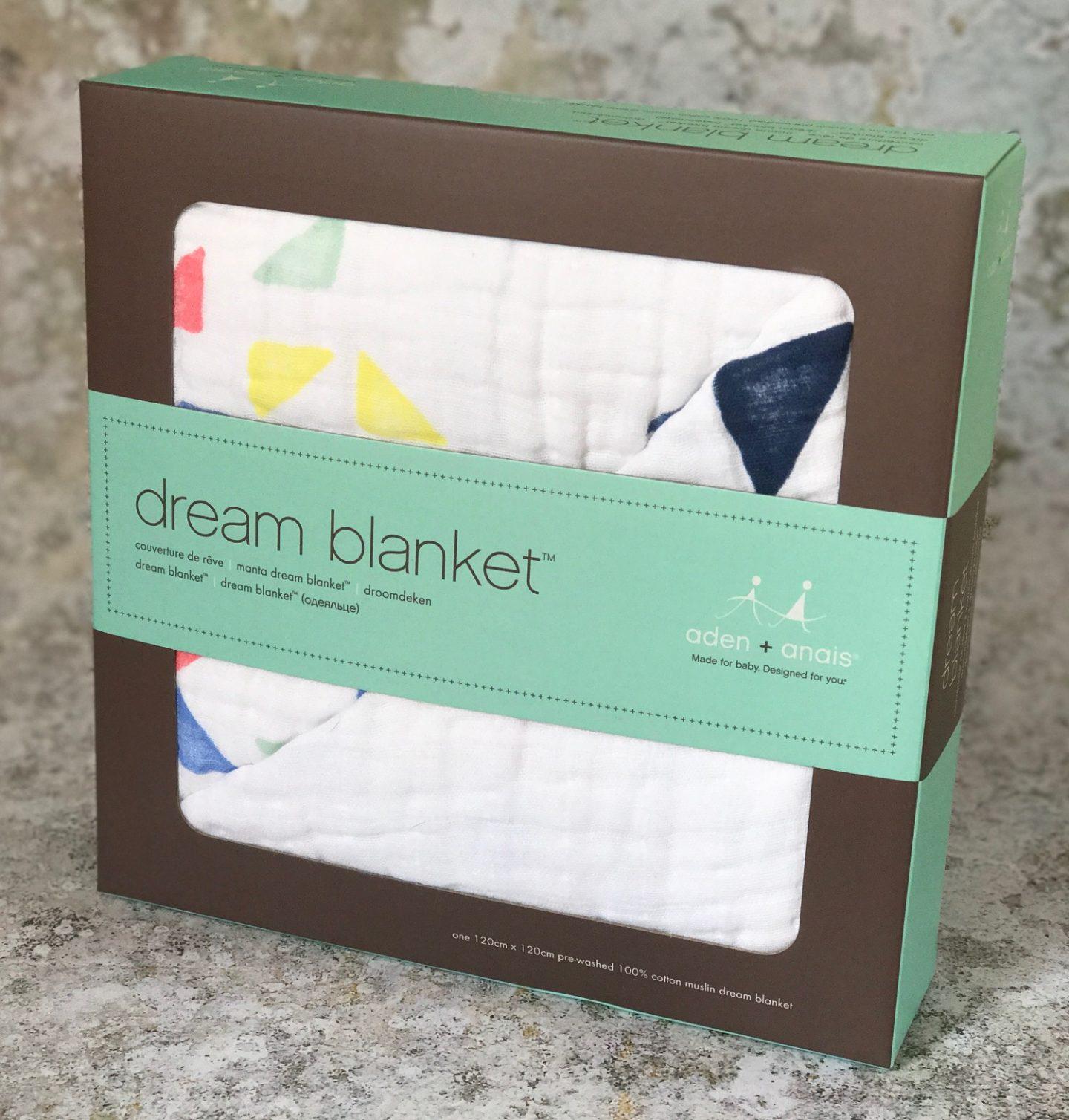 aden + anais dream blanket review