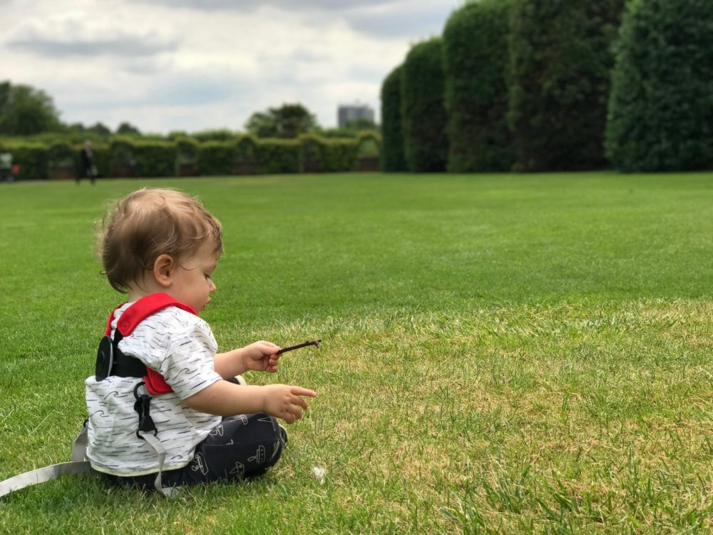 Exploring Kensington Palace Gardens