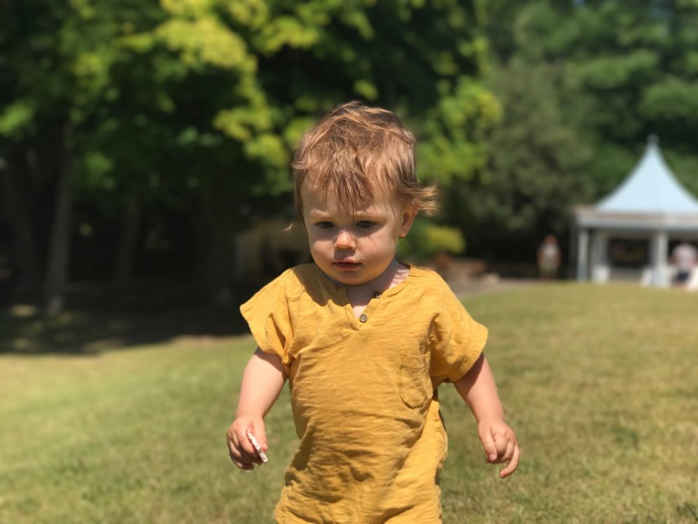 Taking my toddler for granted