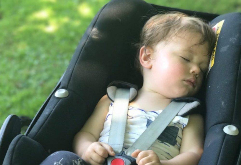 Sleeping Baby - Living Arrows Week Twenty Eight