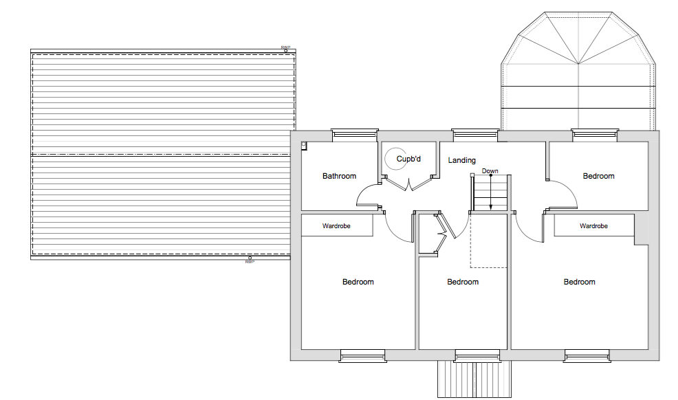 Renovating Our Home: Building Plans