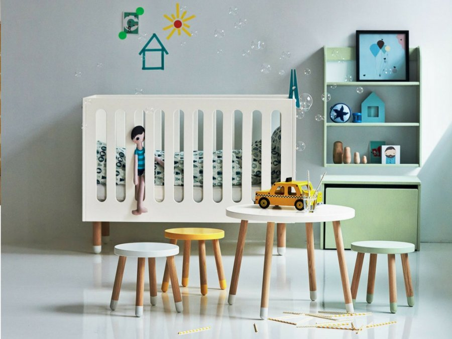Our Home: Designing The Playroom