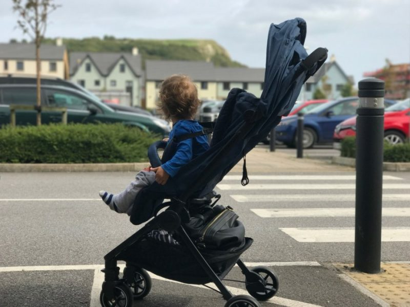 Review: Joie Pact Lightweight Stroller