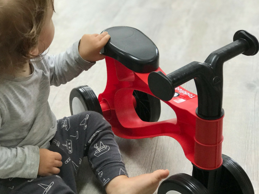 Review: Toddlebike2
