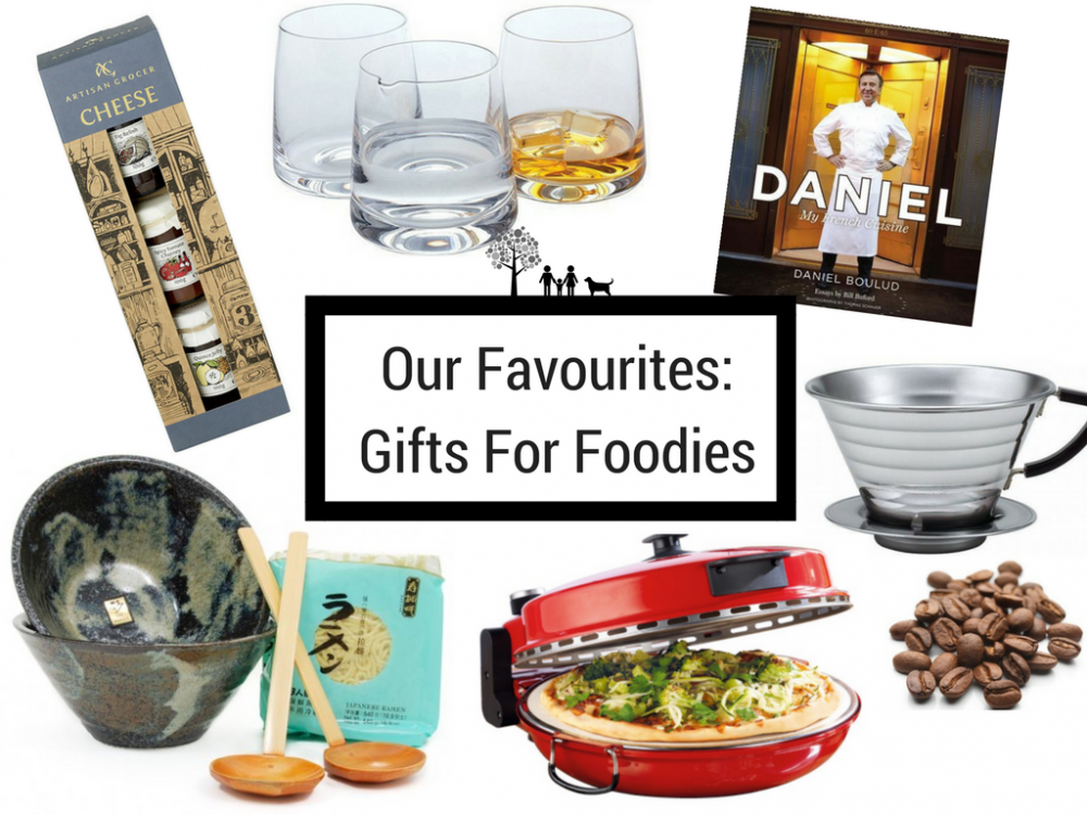 Our Favourites: Gifts For Foodies