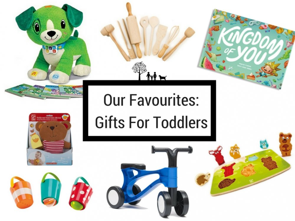 Our Favourites: Gifts For Toddlers