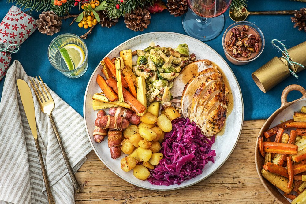 Hello Fresh Ultimate Christmas Dinner Guide
