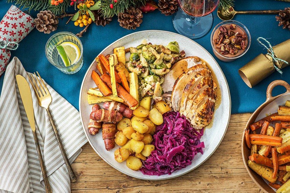 Hello Fresh Ultimate Christmas Dinner Guide