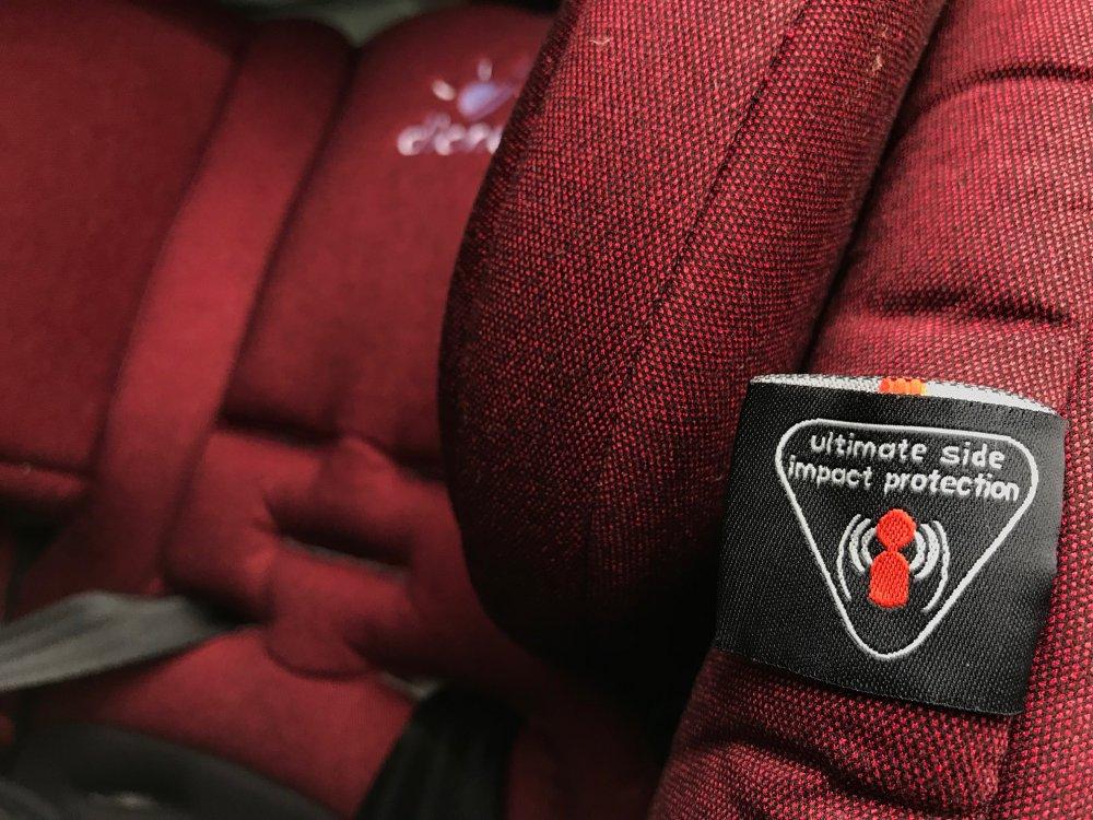 Diono Radian 5 Car Seat Review
