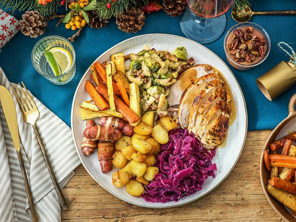 The Foolproof Guide To Cooking The Perfect Christmas Dinner