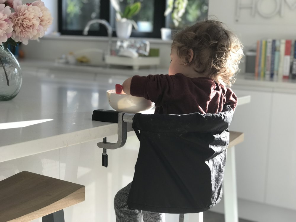 Mountain Buggy Pod Highchair Review