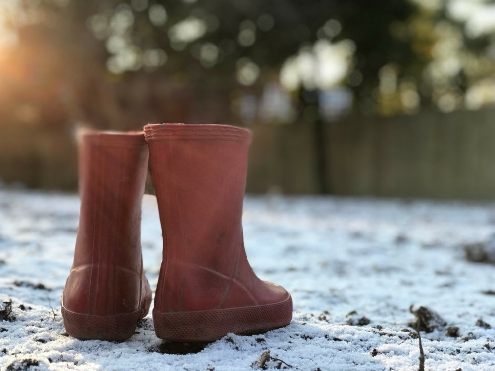 The First Snow – Snow Days 2018