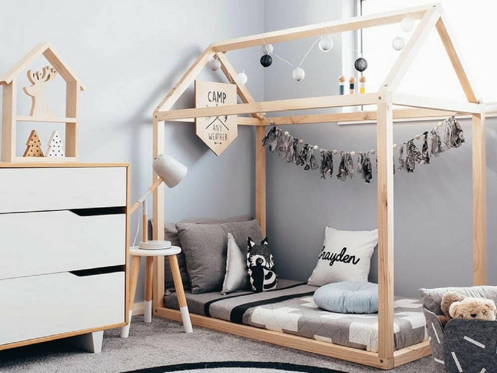 Our Home: The Toddler Bedroom (The Little Touches!)
