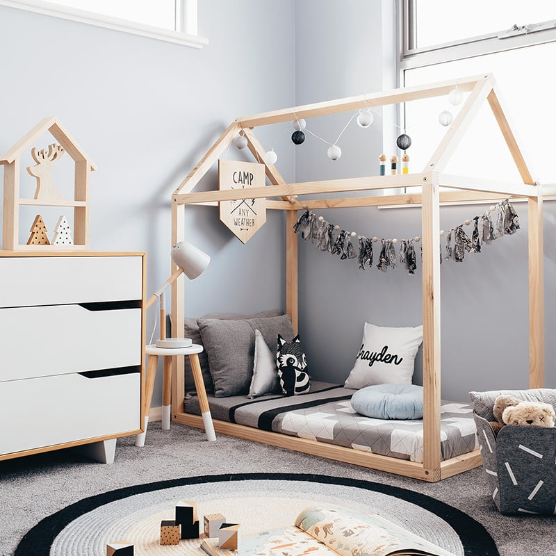 Toddler-House-Base-Frame