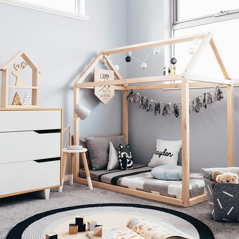 Toddler-House-Base-Frame