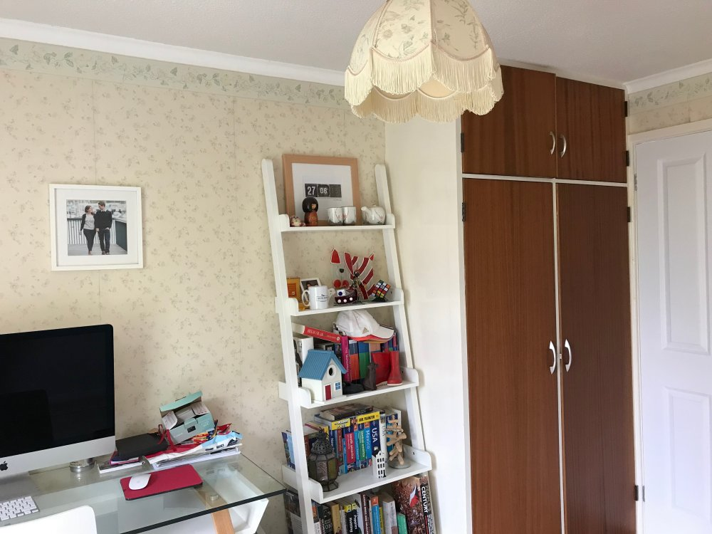 Spare Room Makeover