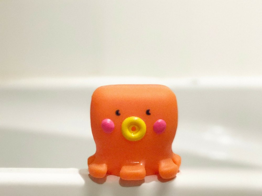 Ten Ways To Make Bath Time Fun