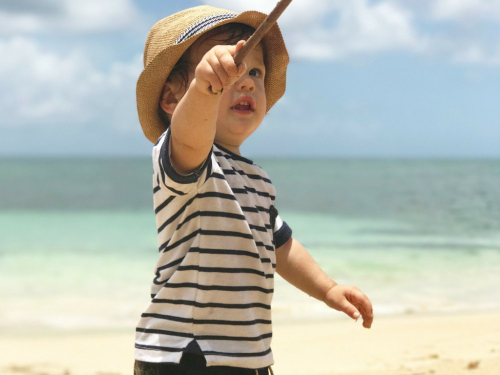 Kitting Your Toddler Out For A Beach Holiday