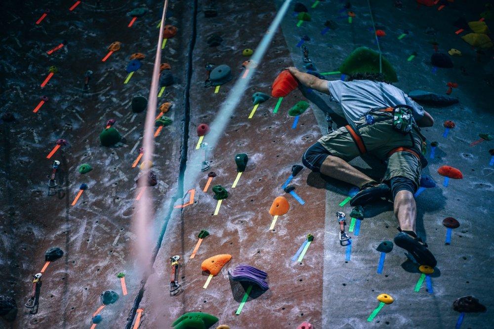 Climbing Inside
