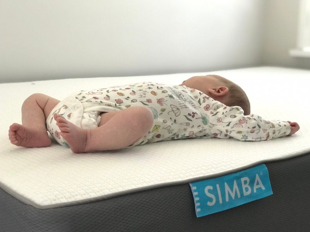 Sleeping Like A Baby With A Simba Hybrid Mattress