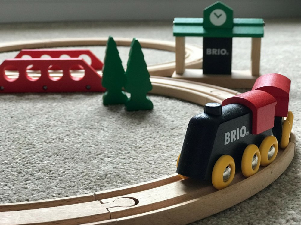 Six Top Toys For Transport Mad Toddlers