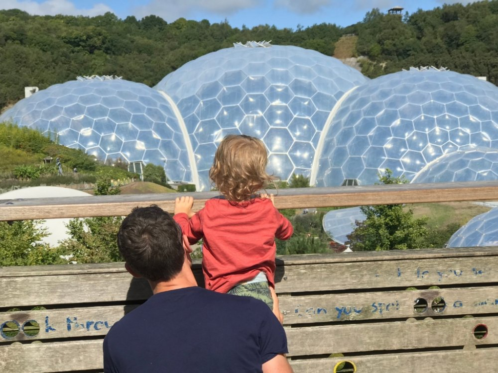 Days Out: The Eden Project, Cornwall