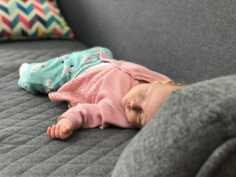 Seven Ways To Help Your Baby Sleep At Night
