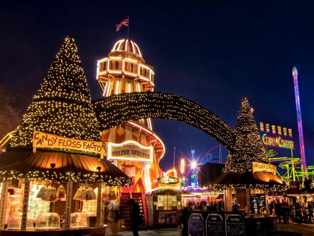 Top Seven Christmas Days Out