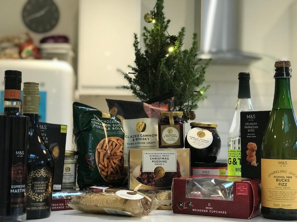 Festive Feasting With Marks & Spencer Torbay