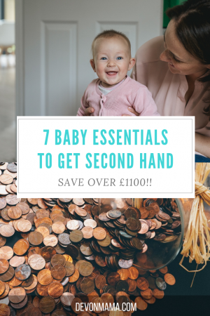 Save over £1k with these baby essentials that you can get second hand. Dont spend money you dont need to, with some thrift shopping or online bargains you can save huge amounts to spend on the bits you want to splash out on. Newborn, baby or toddler, weve done the research so you new parents dont need to.