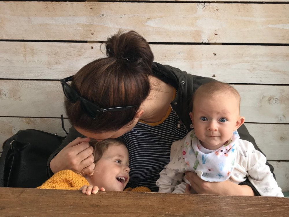 The End Of Maternity Leave